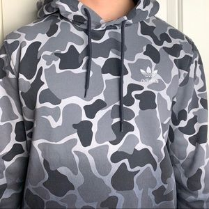 Adidas Originals Camouflage Sweatshirt